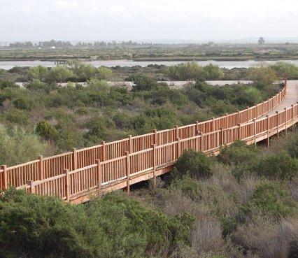 Vallas de madera maderas puente - Vallas de madera tratada ...