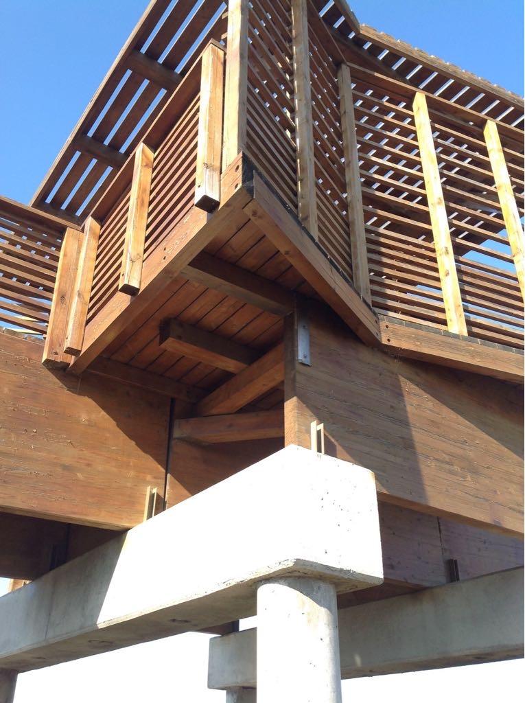 Vallas de madera